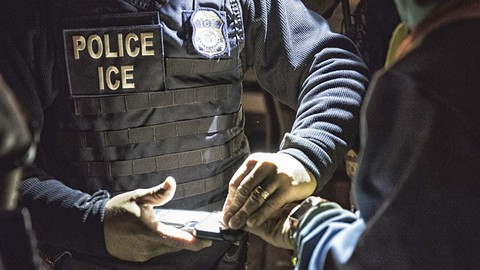 An outdated probation department policy is partly to blame for the communications with ICE. - PHOTO COURTESY OF ICE