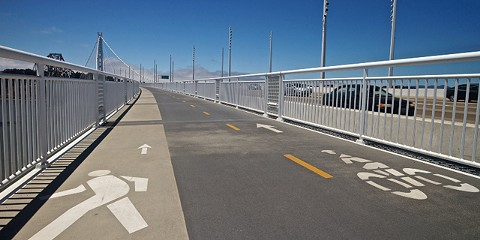 This week, you'll be able to take a midnight stroll on the Bay Bridge.