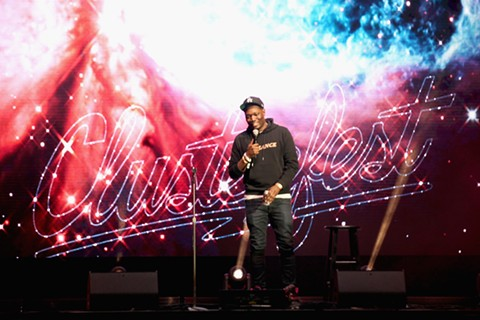 Michael Che - COURTESY OF CLUSTERFEST BY FILMMAGIC.COM