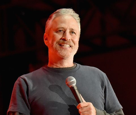 Jon Stewart - COURTESY OF CLUSTERFEST BY FILMMAGIC.COM