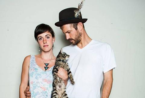 Tatyana Schmid (left) wrote songs as duo TATATEO. - PHOTO VIA TATATEO'S FACEBOOK