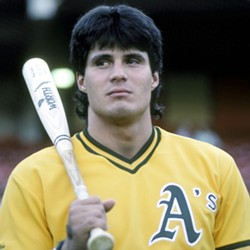 Jose Canseco.