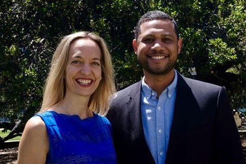 Annie Campbell Washington sent an email to voters this week announcing her endorsement of Chris Young.