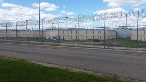 Santa Rita Jail in Dublin, Calif. - PHOTO BY SCOTT MORRIS