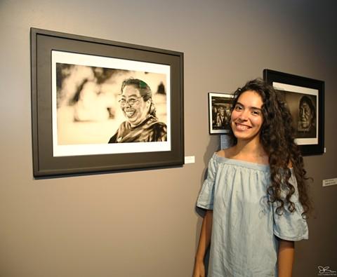 Artist Alicia Martinez - PHOTO COURTESY CULTURESTRIKE