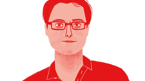 Liam O'Donoghue - ILLUSTRATION BY GILLIAN DREHER