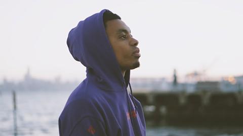 Ali has propelled himself onto the DIY hip-hop scene. - PHOTO COURTESY OF SAI GANESHAN