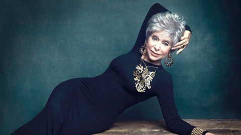 Rita Moreno - PHOTO BY B. MARK HILL