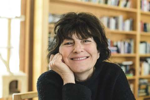 Ruth Reichl - PHOTO BY MICHAEL SINGER