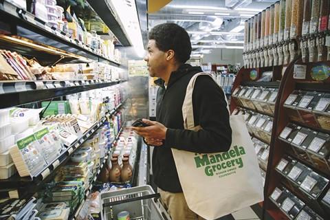 Mandela Grocery turns 10 in style. - PHOTO BY FOX NAKAI