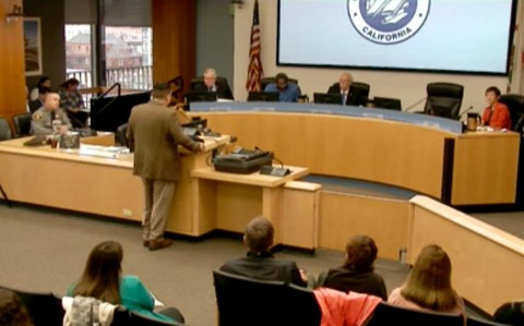 Alameda County supervisors approved a $3.5 billion fiscal year budget with limited cuts to staff. - FILE PHOTO