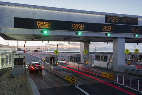 Seven Bay Area bridges will soon be cashless. - MTC