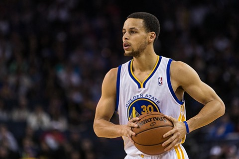 The report described Warriors officials recently learned Stephen Curry's broken hand injury is worse than originally believed. - STEPHEN LOEWINSHON