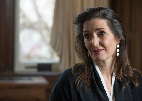 Oakland Mayor Libby Schaaf delivered her state of the city last Friday evening. - D. ROSS CAMERON