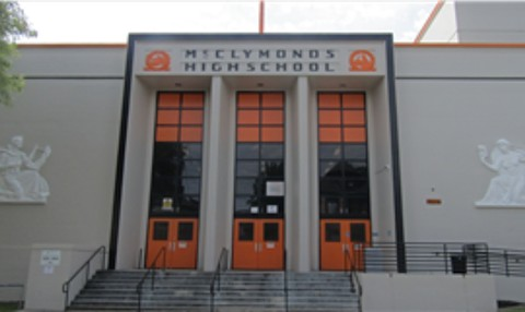 School is out for the next few days at McClymonds High School in Oakland. - OUSD