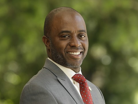 State Superintendent of Public Instruction Tony Thurmond told the state's county superintendents to rely on distance learning through the end of this school year.