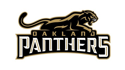 The indoor league team was scheduled to begin its first season at the Oakland Arena. - OAKLAND PANTHERS