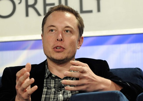 Tesla founder Elon Musk has gone toe-to-toe with Alameda County health officers on several occasions during the shelter in place. - WIKIMEDIA COMMONS