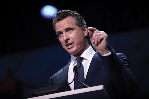 Gov. Gavin Newsom said stadiums could reopen in June, but without spectators. - FILE PHOTO
