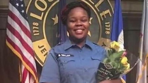 Breonna Taylor was fatally shot by Louisville police officers last March. The shooting became yet another flash point in the national reckoning over race and police accountability.