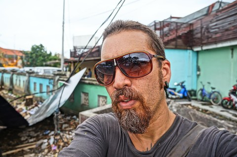 Ghost Ship master tenant Derick Almena. - FILE PHOTO