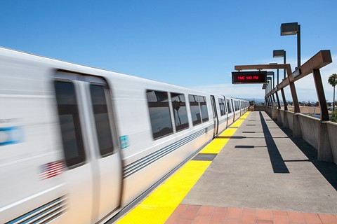 BART is facing a major budget shortfall during the fourth quarter of the current fiscal year. - FILE PHOTO