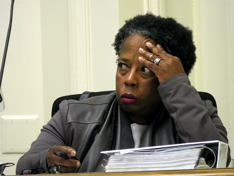 Berkeley Councilmember Cheryl Davila was voted out of office last month. - FILE PHOTO