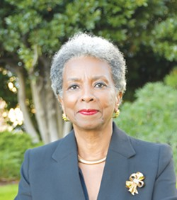 UNDETERRED:  Dr. Eleanor Mason Ramsey, president and CEO of Oakland's Mason Tillman Associates, works to remove racial barriers. - PHOTO COURTESY OF MASON TILLMAN ASSOCIATES