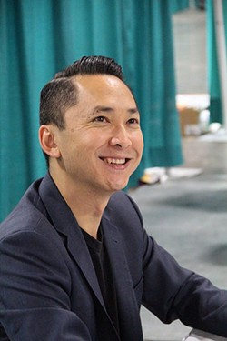"""""""We don't succeed or fail because of fortune or luck. We succeed because we understand the way the world works and what we have to do. We fail because others understand this better than we do."""" - VIET THANH NGUYEN BY FOURANDSIXTY"""