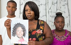 Family of fatal Oakland hit-and-run victim, Alana Williams. - BERT JOHNSON / FILE PHOTO