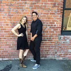 Lisa Zeiler and Jennie Chabon.