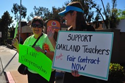 OAKLAND EDUCATION ASSOCIATION
