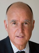 Jerry Brown.
