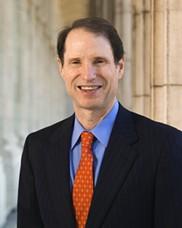 Senator Ron Wyden.