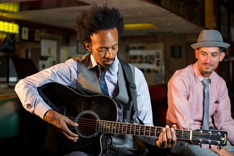 Fantastic Negrito. - BERT JOHNSON