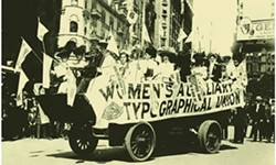 Labor Day was the first national holiday put on the calendar by everyday people. - WIKIMEDIA COMMONS