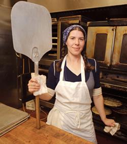 Kamil Dawson at Arizmendi Bakery. - FILE PHOTO / CHRIS DUFFY