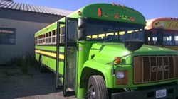Ready to roll. - COURTESY OF THE MEXICAN BUS