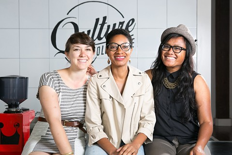The people behind Qulture Collective. - BERT JOHNSON