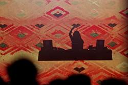 Bassnectar plays a set at the Bay Area Vibez Festival. - ERIN BALDASSARI