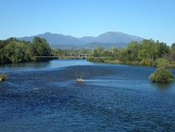 The Sites dam project would divert more water from the Sacramento River, which environmentalists note is already over-allocated. - CALIFORNIA DEPARTMENT OF FISH AND WILDLIFE