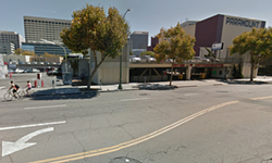 21st and Telegraph. - GOOGLE MAPS