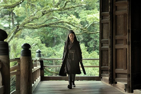 Qi Shu stars in the Assassin.