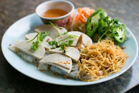 Saigon Deli Sandwich & Taco Valparaiso's Banh Cuon. - BERT JOHNSON