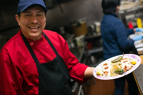 Tony Torres, a longtime customer of Banh Mi Ba Le, approached Dieu Ngo with an intriguing proposition. - BERT JOHNSON