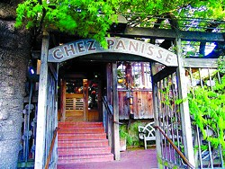 The birthplace of Cal cuisine. - COURTESY CHEZ PANISSE