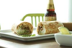 California burrito at Best Coast Burritos (via Facebook).