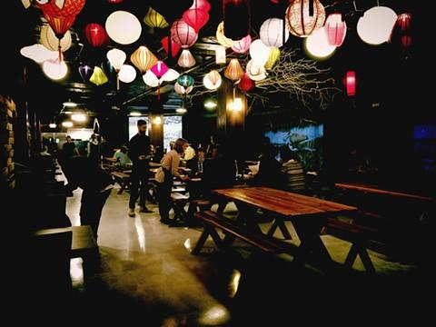 Oakland's new underground cocktail bar. - BLIND TIGER