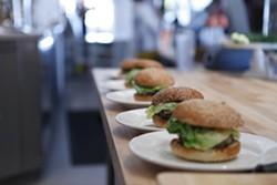 Burgers by Belcampo (via Facebook).
