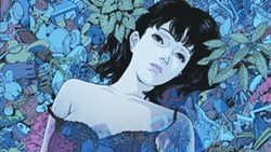 A scene from Perfect Blue.